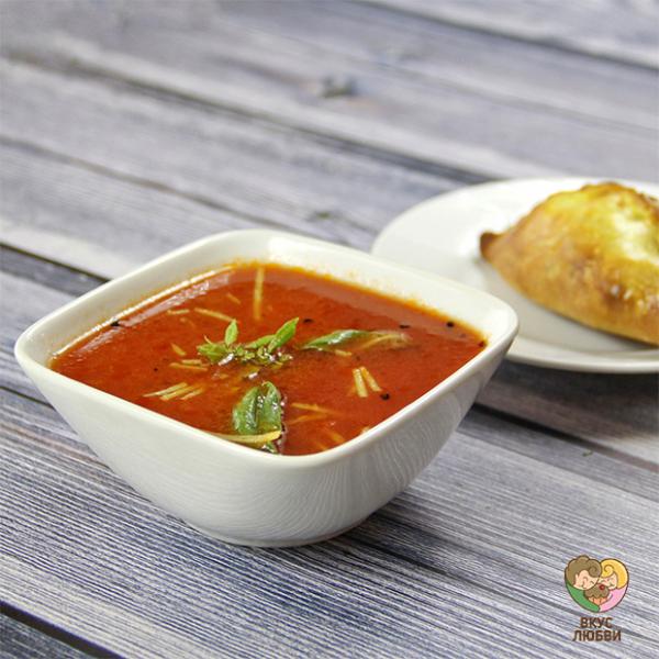 Суп томатный (Vegan)