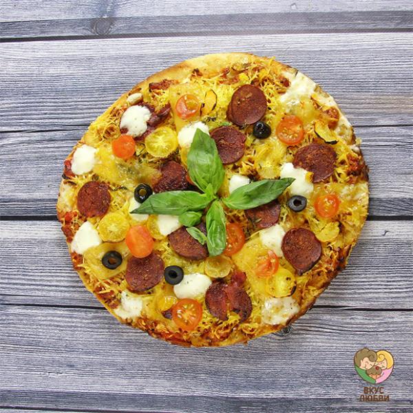 """Пицца """"Мексиканская"""" (Vegan\Vegetarian)"""