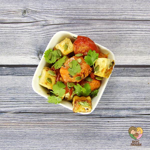 Сабджи c овощами (Vegan)