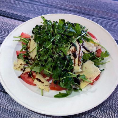 Салат с рукколой (Vegan)