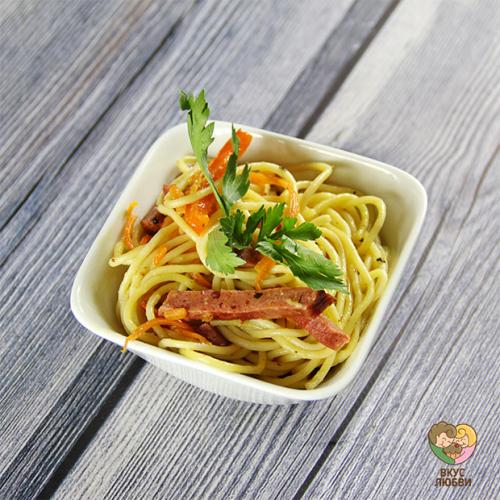 Спагетти (Vegan)